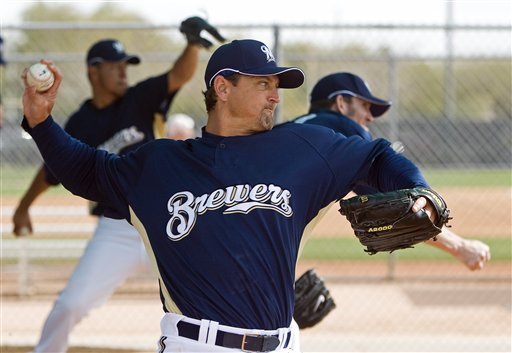 Brewers Spring Baseball