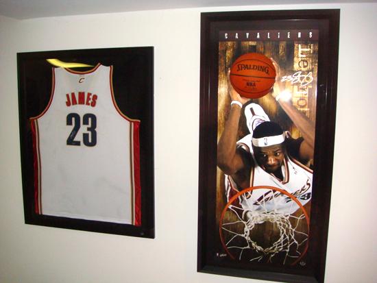 . . . and LeBron James . . .