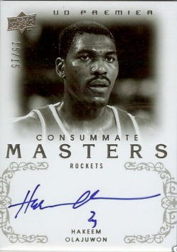 "Hakeem Olajuwon Teaches His ""Dream Shake"" 