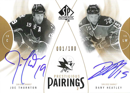 0910 SPA Prestigious Pairings - Thornton-Heatley