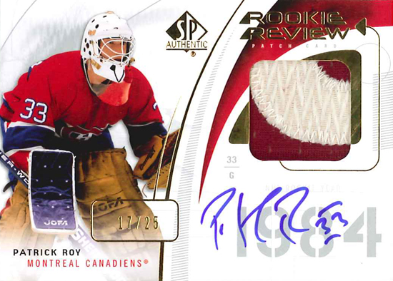 0910 SPA Rookie Review Patch - Roy