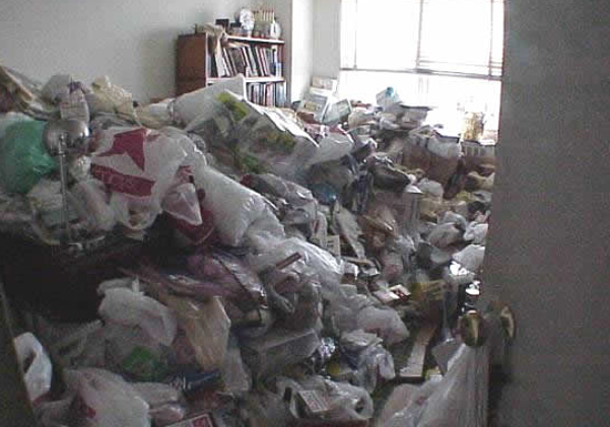 "If you keep your collection like you are trying out for an episode of ""Hoarders,"" be prepared for your wife to have ""the talk"" with you soon."