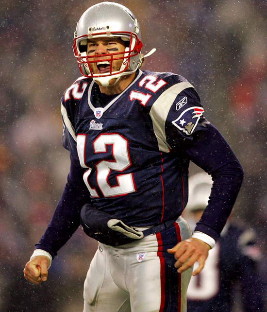 Tom Brady, New England Patriots Quarterback