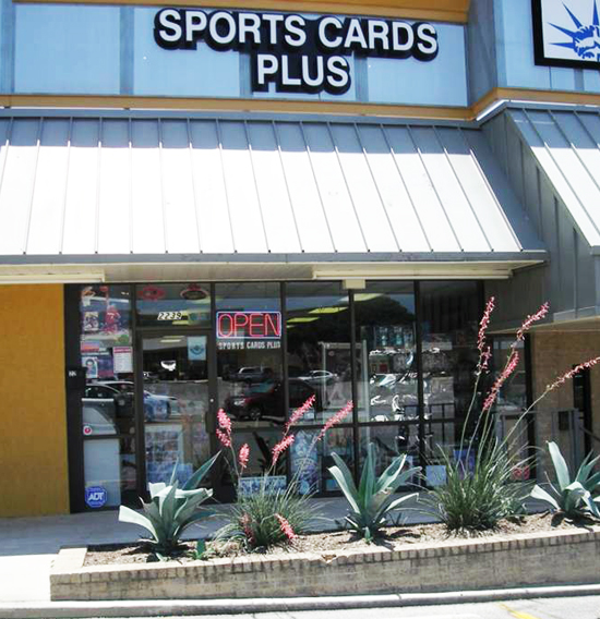 As the hobby grew so did demand in San Antonio, it was during this time that Sports Cards Plus was founded- with great prices and great finds constantly being pulled in-store, SCP has been the go-to spot for serious collectors for over two decades!5/5(13).