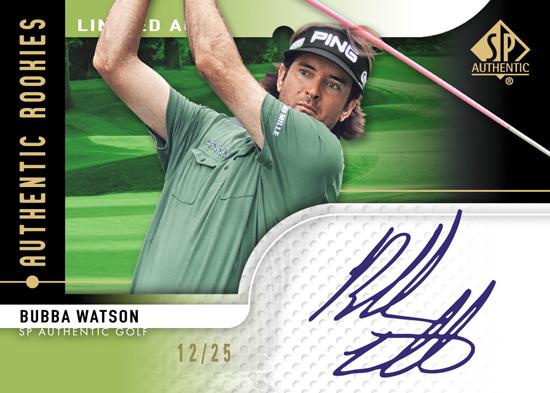 Bubba Watson autograph