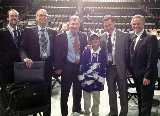 Tampa Bay Lightning Coaching Staff