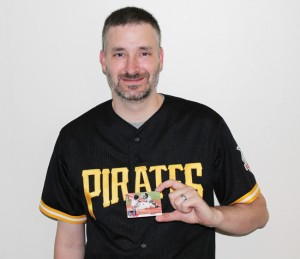 Tim Crouse Pittsburgh Pirates Fan