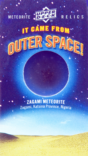 2012-Goodwin-Champions-It-Came-From-Outer-Space-Zagami-Meteorite