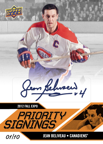 2012-NHL-Fall-Expo-Priority-Signings-Autograph-Jean-Beliveau