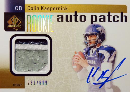 2011-SP-Authentic-Upper-Deck-Rookie-Autograph-Patch-Kaepernick