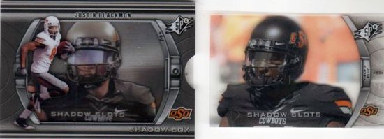 2012-Collectors-Choice-Awards-Innovative-Card-Year-SPx-Football-Shadowbox-Slots