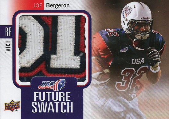 2012-Collectors-Choice-Awards-Memorabilia-Card-Year-USA-Football-Future-Swatch-Patch