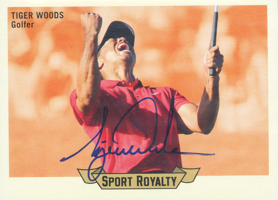 2012-Collectors-Choice-Awards-Trading-Card-Year-Sports-Royalty-Goodwin-Champions-Tiger-Autograph