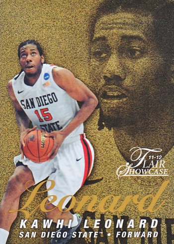 2012-Collectors-Choice-Awards-Unsigned-Rookie-Card-Year-Fleer-Retro-Flair-Showcase-Kawhi-Leonard