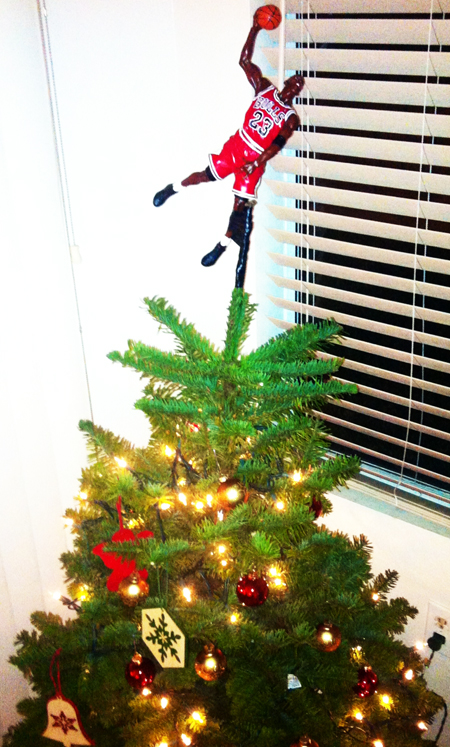 Christmas-Tree-Upper-Deck-Michael-Jordan-Figure