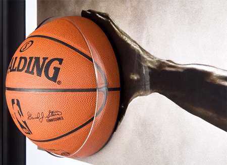 Upper-Deck-Authenticated-Slam-Dunk-Gift-Guide-Michael-Jordan-Autograph-Wings-Breaking-Through-Close-Up