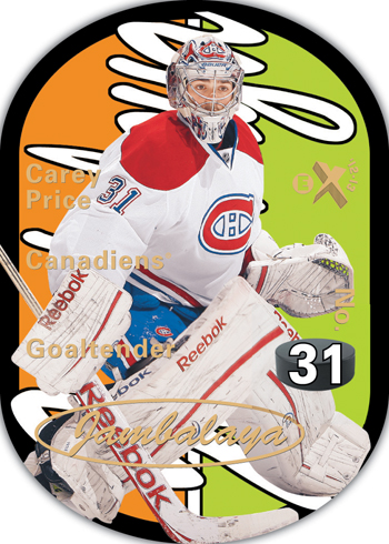 2012-13-NHL-Fleer-Jambalaya-Card-Carey-Price