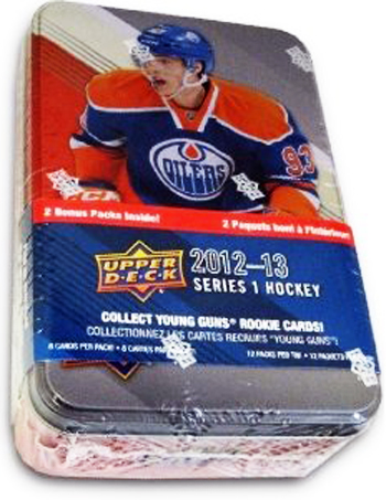 2012-13-NHL-Upper-Deck-Series-One-Retail-Tin