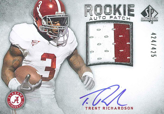 2012-SP-Authentic-Football-Autograph-Rookie-Patch-Trent-Richardson