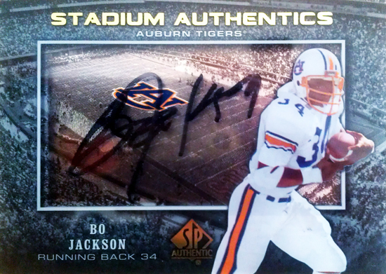 2012-SP-Authentic-Football-Short-Print-List-Stadium-Authentics-Bo-Jackson