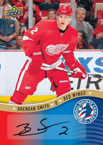 2013-National-Hockey-Card-Day-USA-Autograph-Brendan-Smith