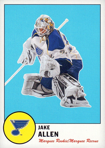 2012-13-NHL-O-Pee-Chee-Marquee-Retro-Rookie-Jake-Allen