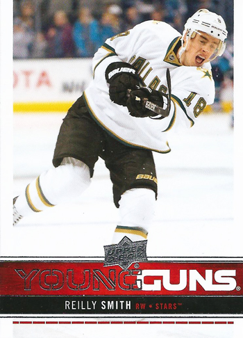 2012-13-NHL-Rookie-Boot-Camp-Upper-Deck-Young-Guns-Reilly-Smith