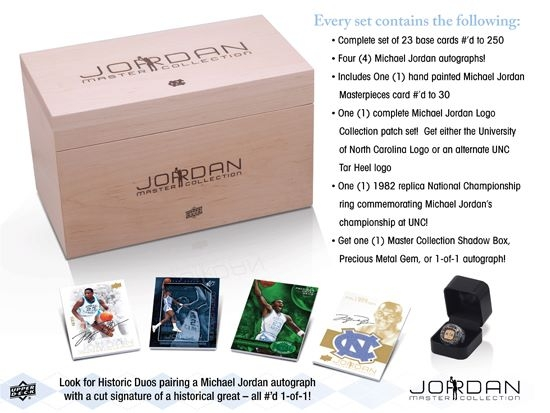 Michael-Jordan-UNC-Master-Collection
