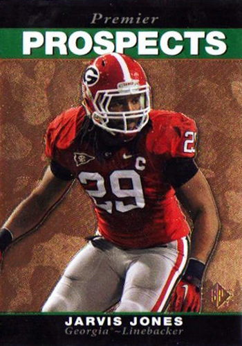 2013-Upper-Deck-Football-SP-Prospects-Jarvis-Jones