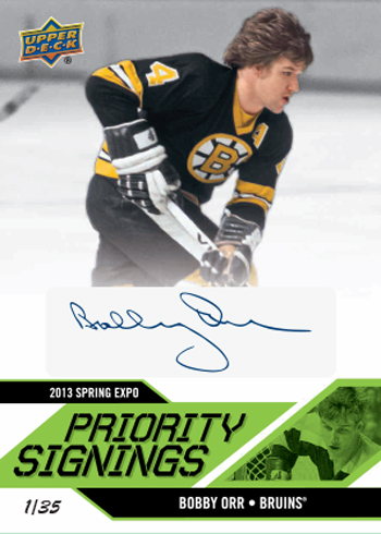 2013-Upper-Deck-Spring-NHL-Expo-Priority-Signings-Autograph-Bobby-Orr