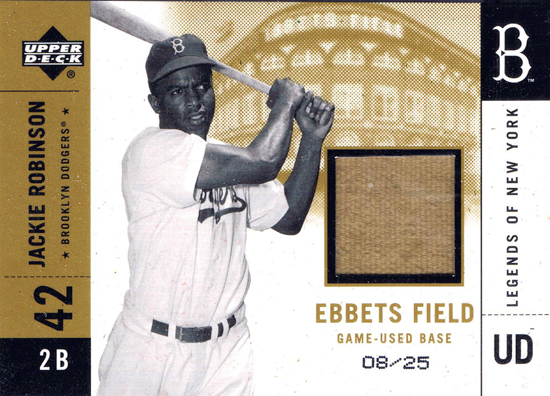 Jackie-Robinson-2001-UD-Legends-of-New-York-Game-Used-Base