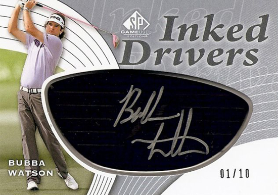 Masters-Favorites-2012-SP-Game-Used-Inked-Drivers-Bubba-Watson
