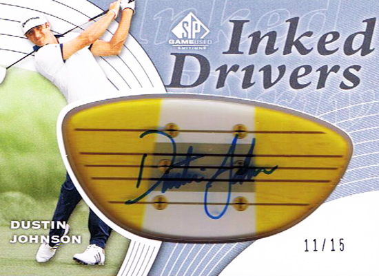 Masters-Favorites-2012-SP-Game-Used-Inked-Drivers-Dustin-Johnson-Card