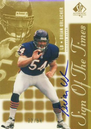 2000-SP-Authentic-Sign-of-the-Times-Card-Brian-Urlacher
