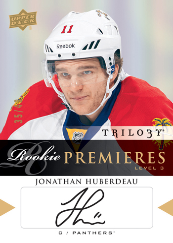 2013-14-NHL-Double-Rookie-Class-Hockey-Jonathan-Huberdeau-Card