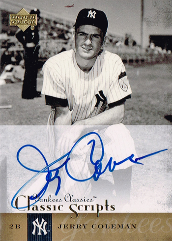 Memorial-Day-Athletes-Veterans-American-USA-Heroes-Trading-Cards-4-Jerry-Coleman