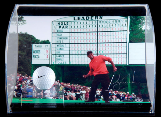Top-Five-Tiger-Woods-Signed-Collectibles-To-Own-Curve-Display-Autograph