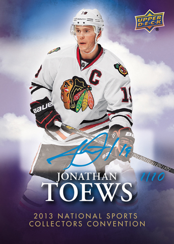 2013-National-Sports-Collectors-Convention-Autograph-Card-Jonathan-Toews