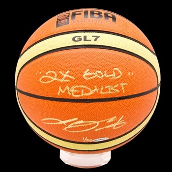 Fathers-Day-Great-Gift-for-Dad-Sports-Basketball-LeBron-James-Autograph-UDA