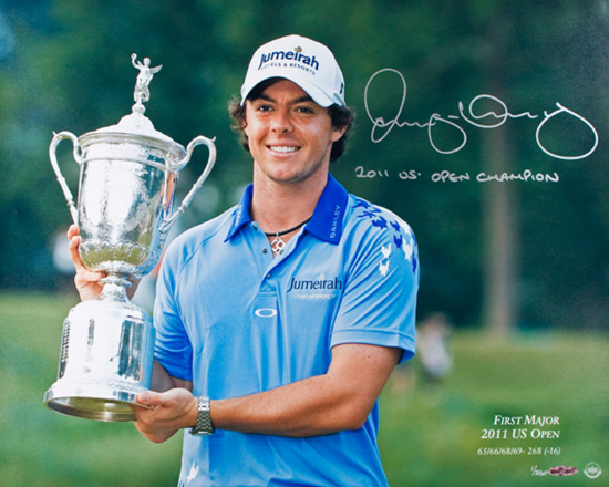 Fathers-Day-Great-Gift-for-Dad-Sports-Golf-Rory-McIlroy-Autograph-UDA