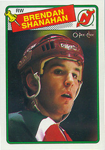 2013-Hockey-Hall-of-Fame-Inductees-Brendan-Shanahan-Rookie-O-Pee-Chee-Card