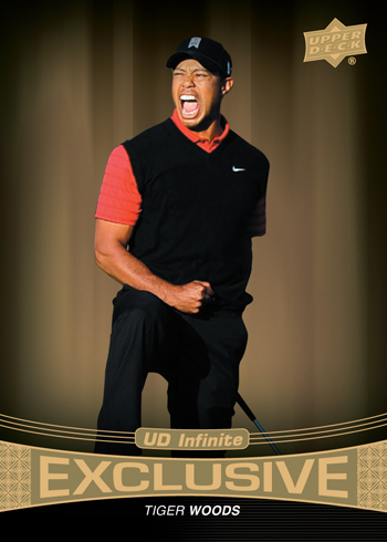 2013-Las-Vegas-Industry-Summit-UD-Infinite-Promo-Tiger-Woods-Limited-Edition-Card