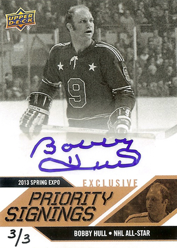 2013-National-Sports-Collectors-Convention-Diamond-Club-Event-Autograph-Bobby-Hull