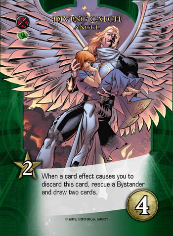 2013-Upper-Deck-Entertainment-Marvel-Legendary-Dark-City-Expansion-Angel