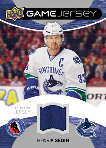 2013-Upper-Deck-Hockey-Hall-of-Fame-Game-Worn-Jersey-Set-Henrik-Sedin