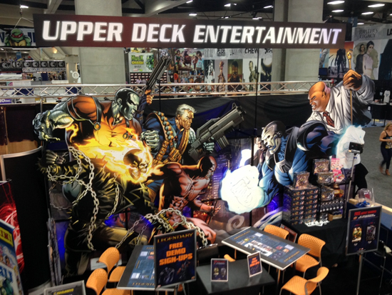 Comic-Con-Upper-Deck-San-Diego-Marvel-Booth