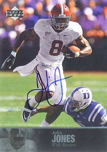 Julio-Jones-University-of-Alabama-Hard-Signed-Autograph-Upper-Deck-Legends-Card