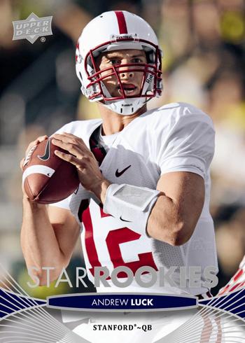 Trade-Card-Andrew-Luck-2012-Upper-Deck-Football-Star-Rookie