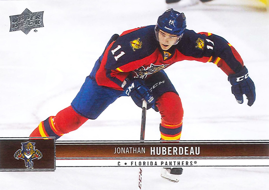 2012-13-NHL-Upper-Deck-Series-One-Trade-Upper-Deck-Draft-Cards-Jonathan-Huberdeau-TC-2
