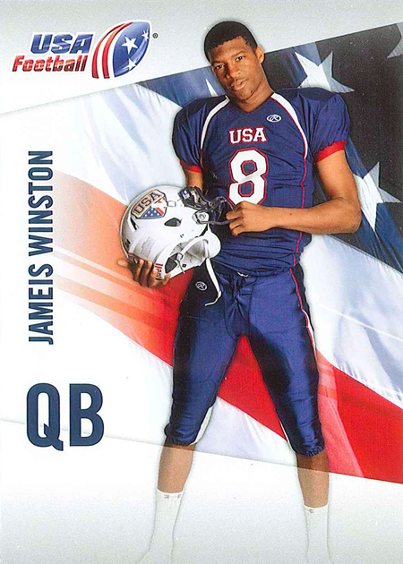 Brag Photo: USA Football Box Sets Include Content from Breakout College Football Star Jameis ...
